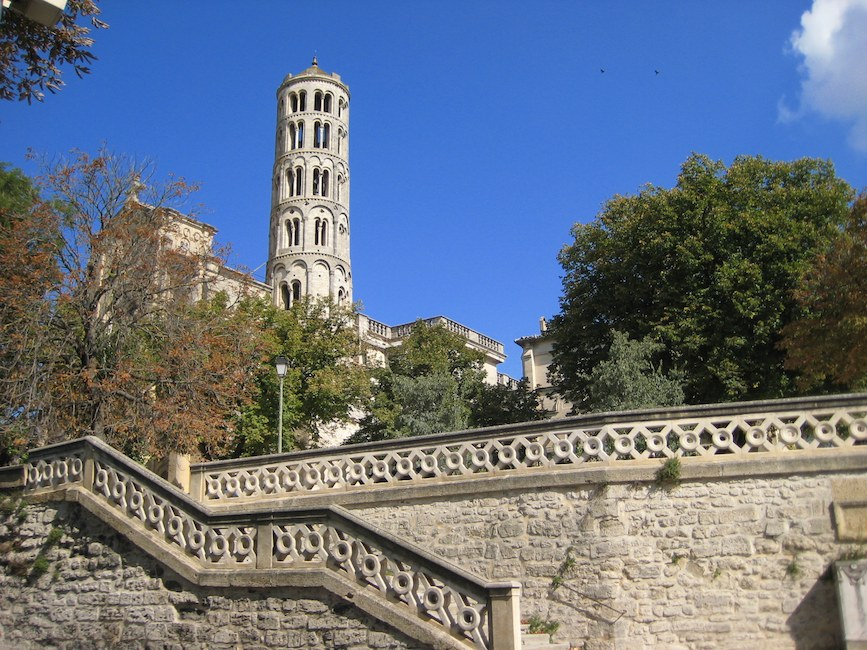 uzes-provenza-monumentos