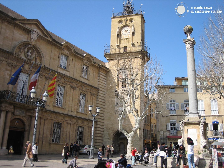 La belleza de Aix-en-provence
