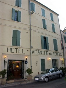 hotel-nimes-acanthe-temple