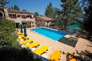 hoteles-aix-provence-mas-ecureuils
