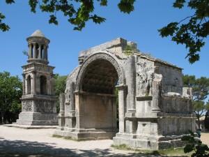 st-remy-provence-arco-triunfo