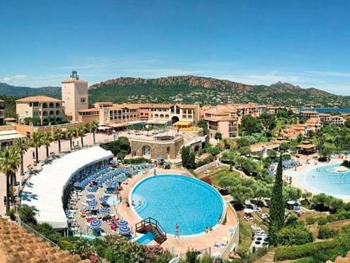 Apartahoteles y resorts Pierre Vacances en Provenza y Costa Azul.