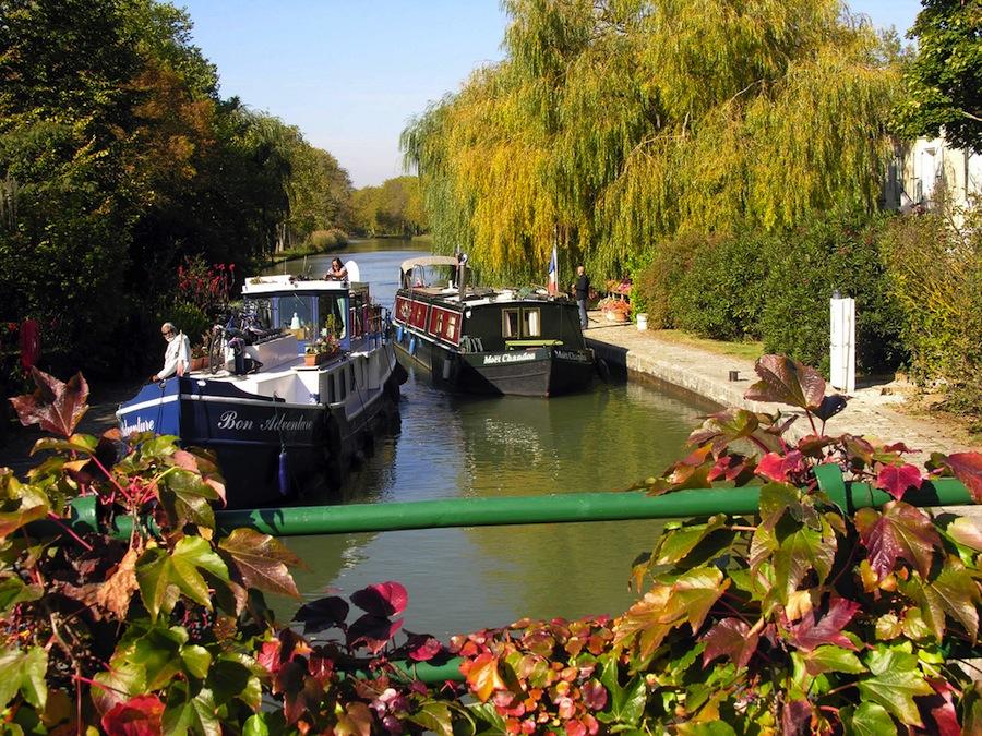 Ruta por el Canal del Midi