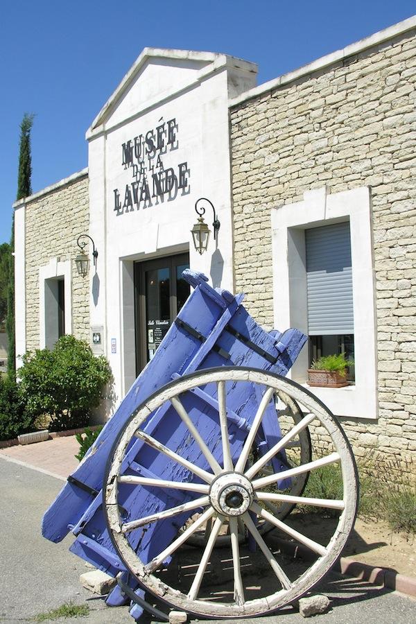 Museo de la lavanda de Coustellet