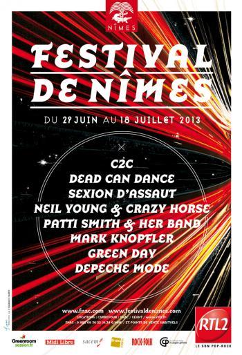 Festivales musicales en Provenza y Languedoc: Carcasona y Nimes 2013