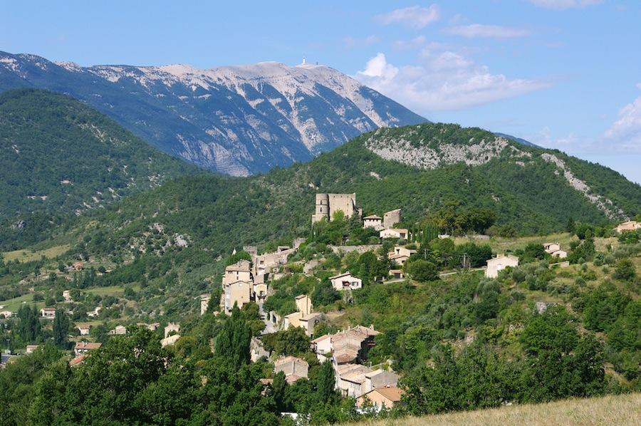 Ruta de la lavanda 4: Prealpes provenzales, de Baronnies al Buëch