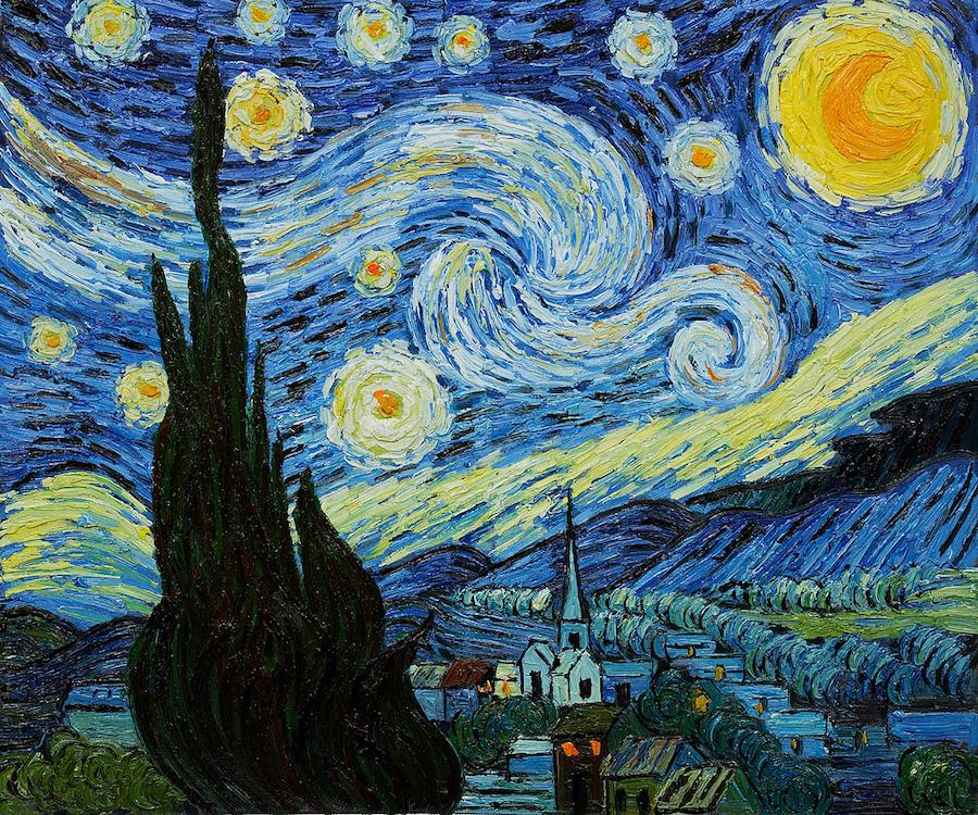 Ruta del Impresionismo, Van Gogh en Saint-Rémy-de-Provence