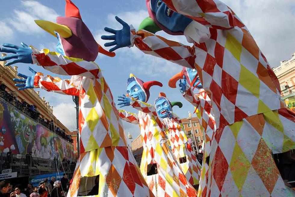 El Carnaval de Niza 2014