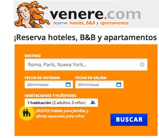 venere-hoteles-alojamiento