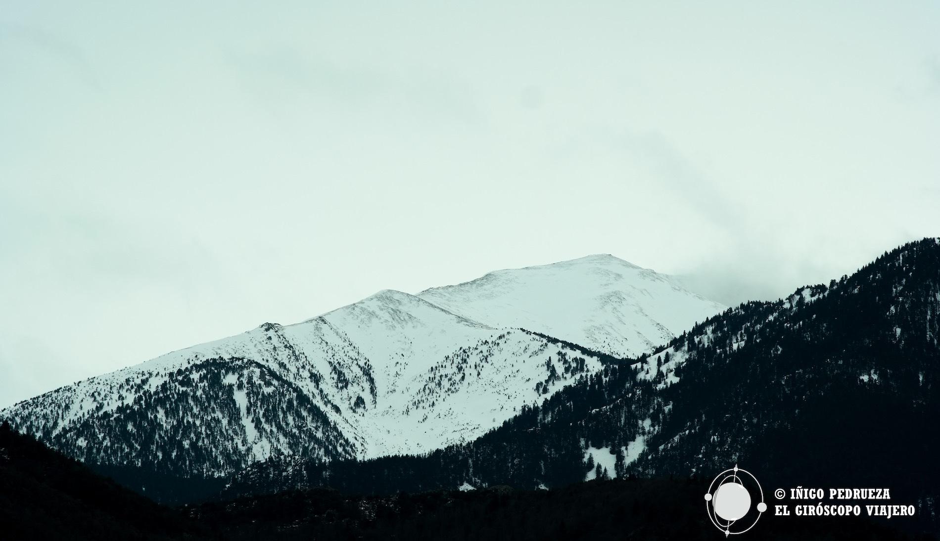 Magníficas montañas