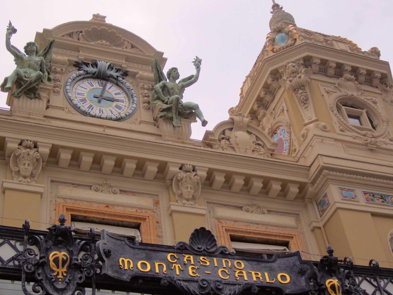 Detalle del Casino de Montecarlo. ©María Calvo.