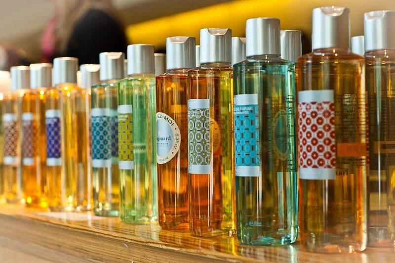 Grasse, la capital del perfume, un lugar de visita obligada para los amantes del perfume.