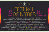 Entradas para el Festival de música de Nimes