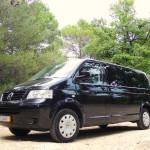 Transfert y alquiler de minibus