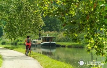 Por el Canal de la Garona, prolongación del Canal del Midi