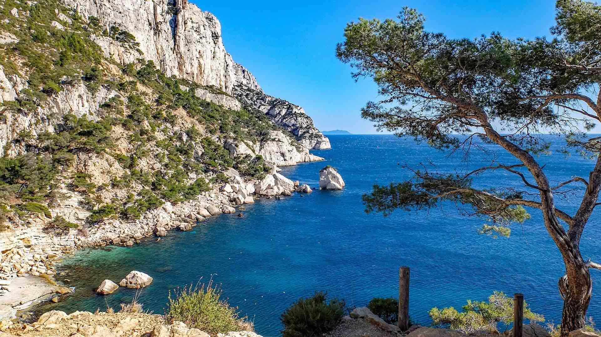 Les calanques de marsella a cassis la provenza y costa - Hoteles en la provenza ...
