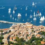 Viaje en barco a Saint Tropez