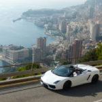 Conducir un Lamborghini desde Mónaco
